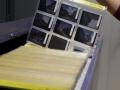 sistem hrambe barvnih diapozitivov srednjega formata